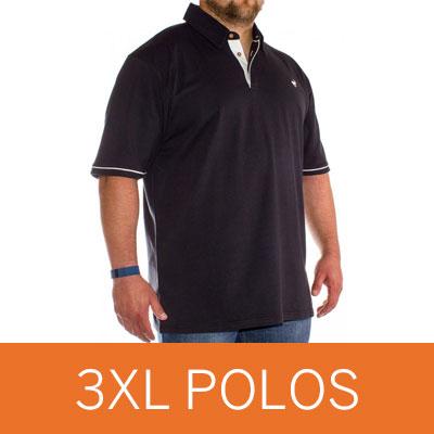3XL Polos