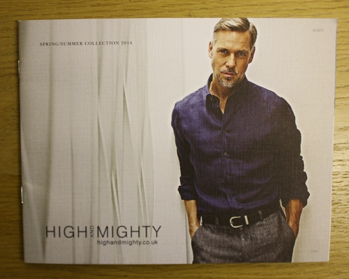 High and Mighty Catalogue
