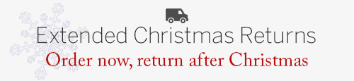 Return after christmas